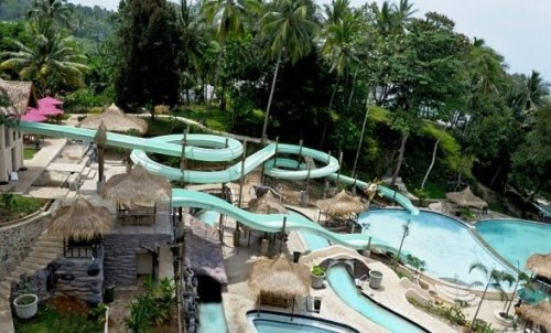 Hawaii Anyer Resort and Spa - Facilities