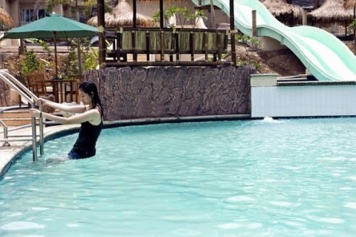 Hawaii Anyer Resort and Spa - Pool